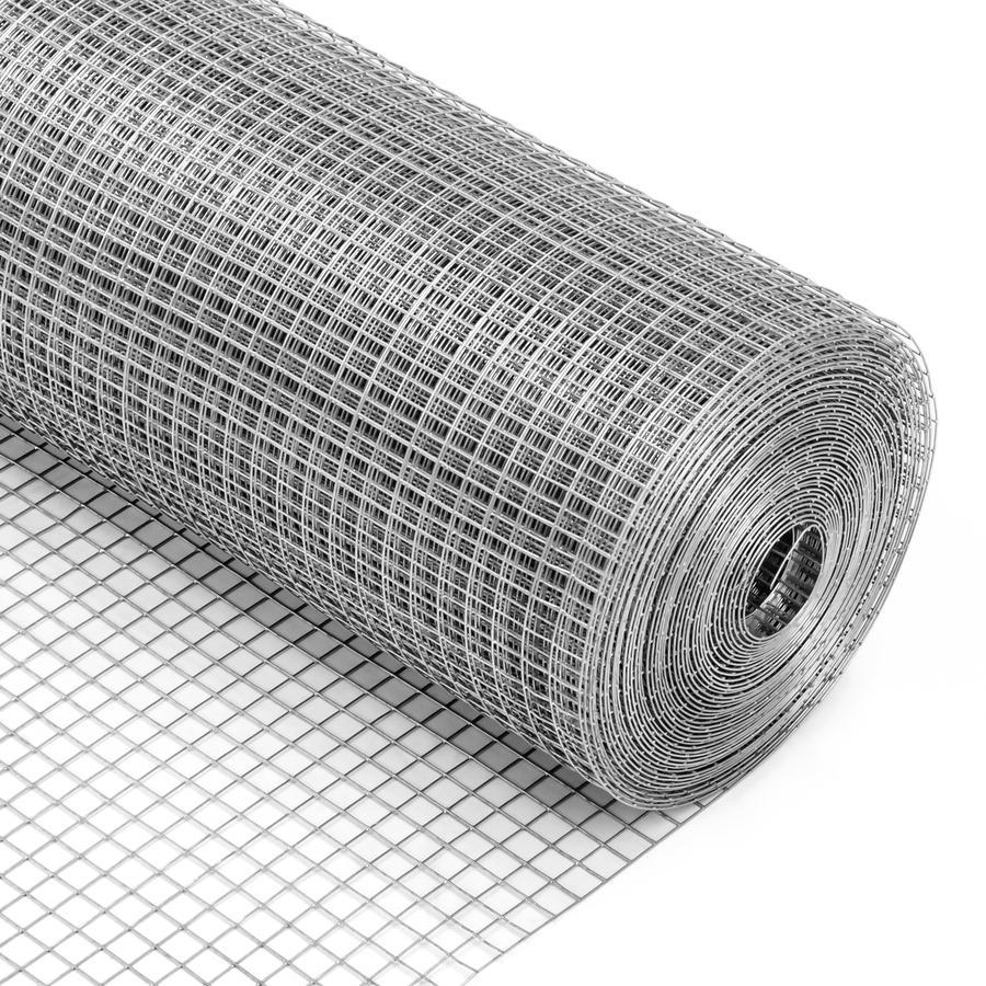 Сетка • Размер рулона 1х15 м Размер ячейки 12х12х1, 2 мм